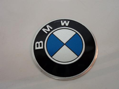 Emblema Bmw Para Rodas 65mm Original