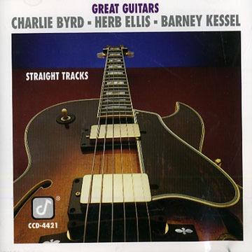 Cd Charlie Byrd Herb Ellis Barney Kessel - Novo - Import B80 Original
