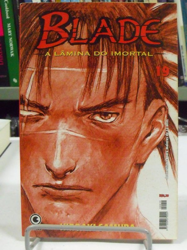 Mangá - Blade A Lâmina Do Imortal N°19 - Hiroaki Samura Original