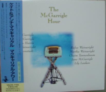 Cd   The  Mcgarrigle Hour  -  Importado  -  B81 Original