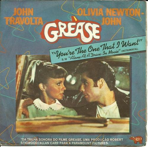 Grease - Compacto - Trilha Sonora Original