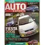 Revista Auto Esporte Fiesta 2008 Mudou Pra Valer?