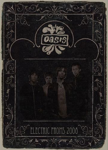 Oasis Dvd Electric Proms 2008  Noel Gallagher Frete Gratis