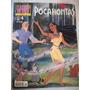 Revista Gibi Pocahontas Coleção Clássicos De Luxo Disney