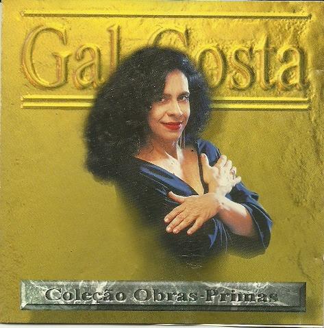 Gal Costa Coleção Obras Primas Original
