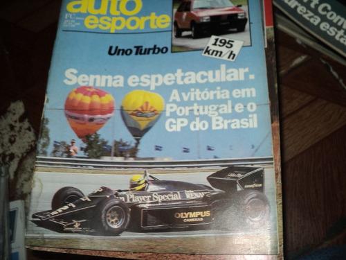 Auto Esporte 1985 N244 Original
