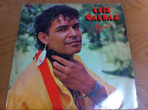 @ Lp Vinil Luiz Caldas- Magia Original