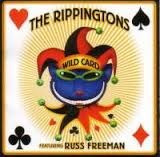 Cd The Rippingtons Featuring Russ Freeman Wild Card Original