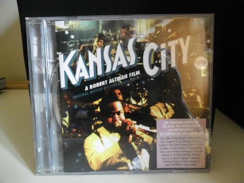 Cd Kansas City Trilha Robert Altman Original