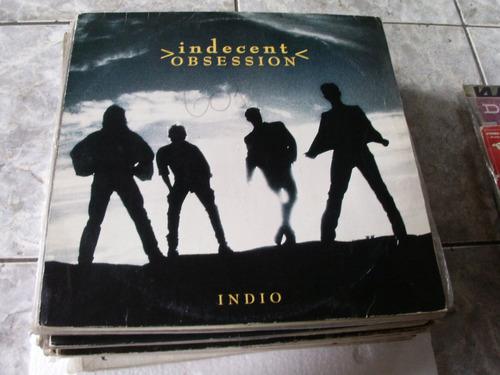 Lp Indio Indecent Obsession- 1992 Original
