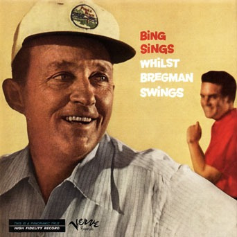 Cd Bing Crosby Bing Sings Whilst Bregman Swings Japones Original