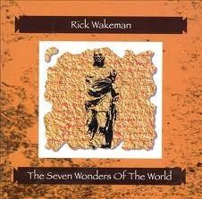 Cd Rick Wakeman The Seven Wonders Of The World (importado) Original
