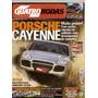 Revista Quatro Rodas Porsche Cayenne