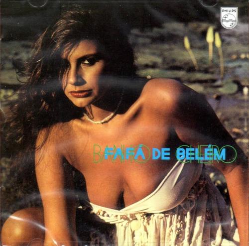 Fafá De Belém-banho De Cheiro-1978- Em Cd  Original