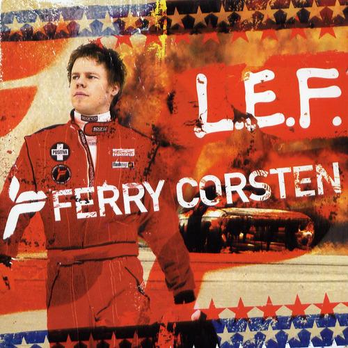 Cd Ferry Corsten - L.e.f. Original