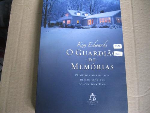 Livro  =  O Guardião De Memorias Original