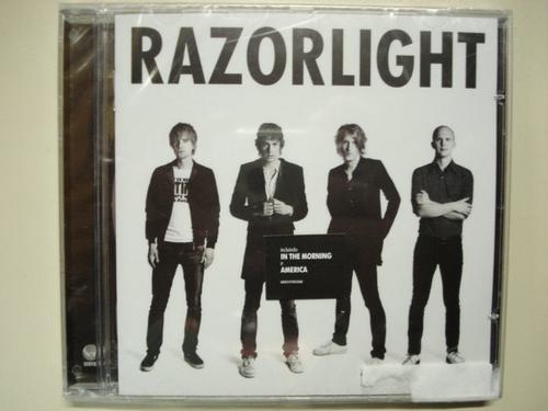 Cd Razorlight  - Razorlight Lacrado (killers Strokes Muse) Original