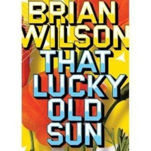 Brian Wilson - That Lucky Old Sun Lacrado Importado Original