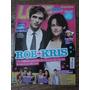 Revista Love Teen robert Pattinson crepúsculo