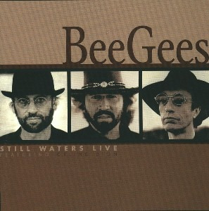 Cd - Bee Gees Live In Las Vegas 1997 Original