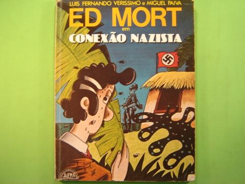 Cx Z 20 Dc Marvel Lpm Ed Mort Em Conexão Nazista  Raridade Original