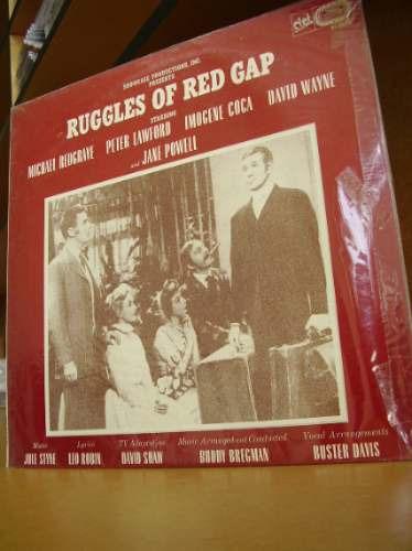 Vinil Ruggles Of Red Gap Original