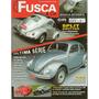 Fusca & Cia Nº24 Vw Última Série 1986 Brasília 4p Gurgel Xef