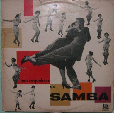 Nos Requebros Do Samba - Seleção - 1960 Original