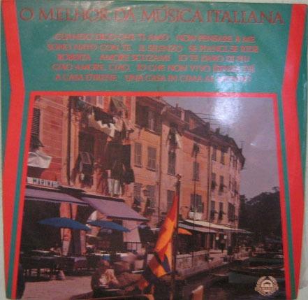 Nino Lombardi - O Melhor Da Música Italiana - 1974 Original