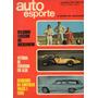 Auto Esporte Nº85 Corcel Gt Xp 1972 Opala 2500 4100 Cupe