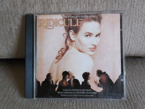 Cd Ridicule -  Soundtrack Original