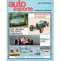 Auto Esporte Nº129 Julho/1975 Brasilia Mp Lafer Honda Cb500