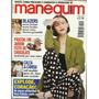 063 Rvt 1996 Revista Manequim 436 Abr Maria L Mendonça