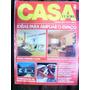 Revista Casa Claudia No 310 Julho De 1987
