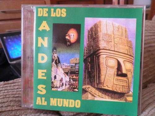 Cd De Los Andes Al Mundo Original