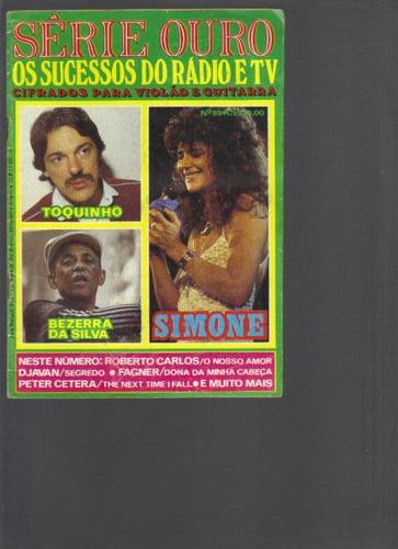 Revista Série Ouro Os Sucessos Do Rádio E Tv Nº 89 Original