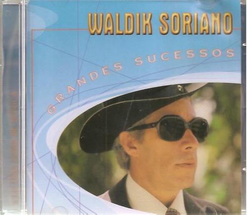 Cd Waldick Soriano  Raridade Original