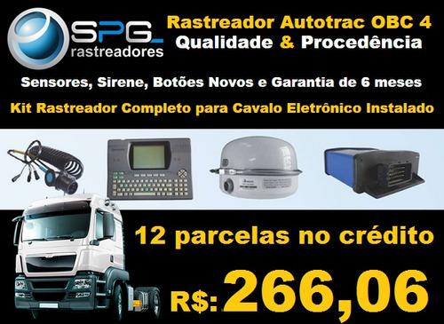 Rastreador Autotrac (promoção 12 Parcela De : 266.06) Original