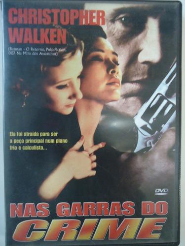 Dvd  ` Nas Garras Do Crime ´ Original