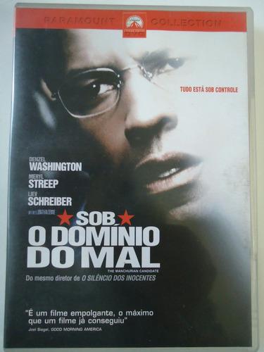Dvd  ` Sob O Domínio Do Mal ´ Original
