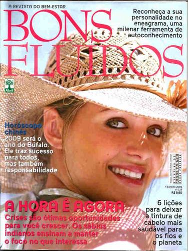 Bons Fluidos 119 * Fev/09 * Fernanda Schonardie Original