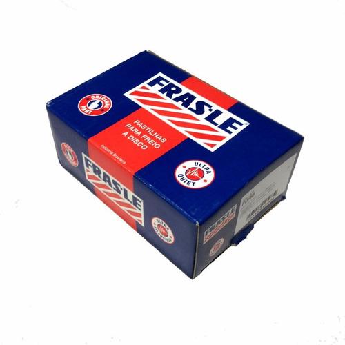 Pastilha Freio Traseiro Novo A3 1.4 Tfsi 12/.  Frasle Pd1491 Original