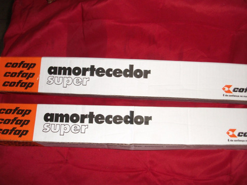 Amortecedor Dianteiro F4000 Cofap (par) Original