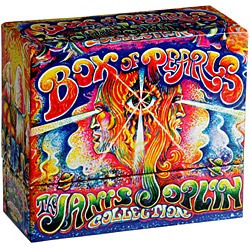 Box Cds Janis Joplin  Of Pearl Collection Novo/lacrado
