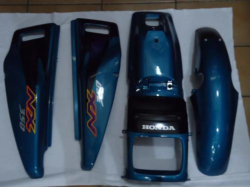 Kit Sahara Azul 98 Pintado