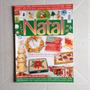 Revista Coleção Natal Especial Relógio Árvore Découpage