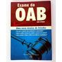 Livro Exame Da Oab Sem Stress 2ª Edição 2009 128 Páginas