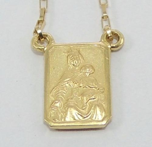 4625d9fb292 Comprar Escapulário Masculino 50 Cm Cordão Cartier Ouro 18k 750 - Apenas R   449