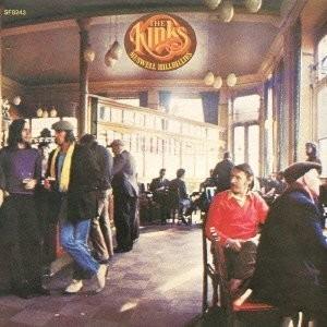 Cd The Kinks Muswell Hillbillies (importado) Original