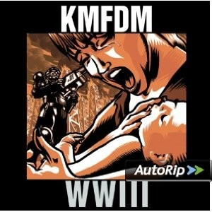 Cd Kmfdm Wwiii - Usa Original